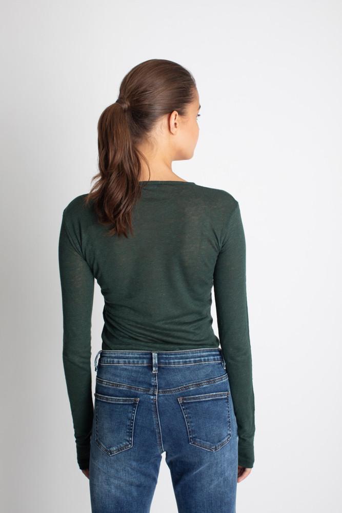תמונה של חולצת TOFFI ירוקה