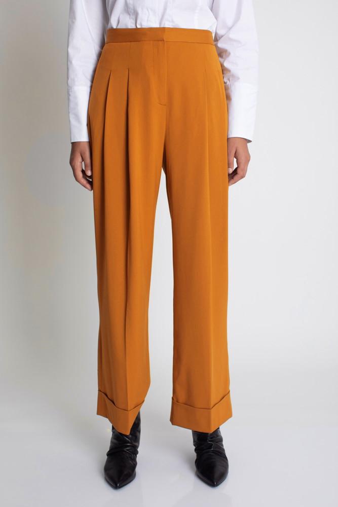 תמונה של מכנסי PRIMA כתומות