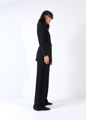 תמונה של מכנסיים PICTORIA שחורות