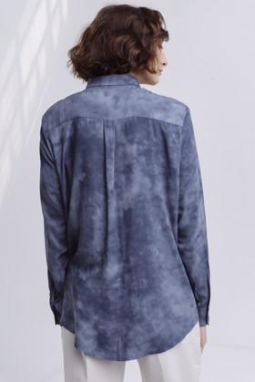 תמונה של חולצה סאלם כחולה