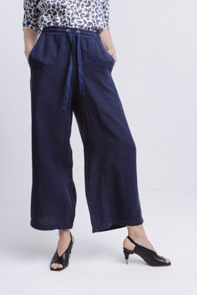 תמונה של PANAMA PANTS NAVY