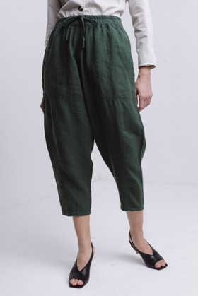 תמונה של POUL PANTS GREEN