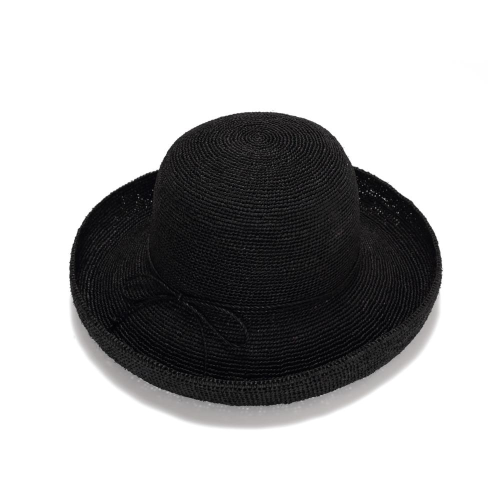 תמונה של כובע 20010S (שחור)